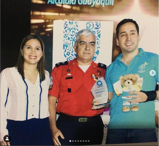 Recibimos premio del concurso Almas Voluntarias de Acorvol