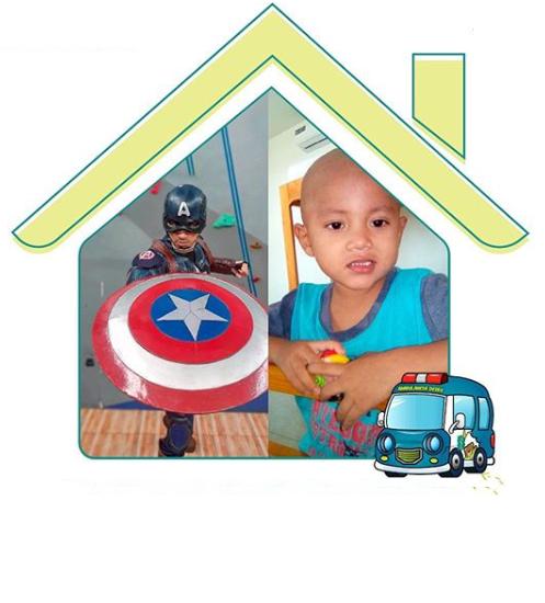 Sueños desde Casa: 2. «Conocer a Capitán América»